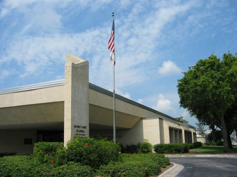 Second District Court of Appeal in Lakeland